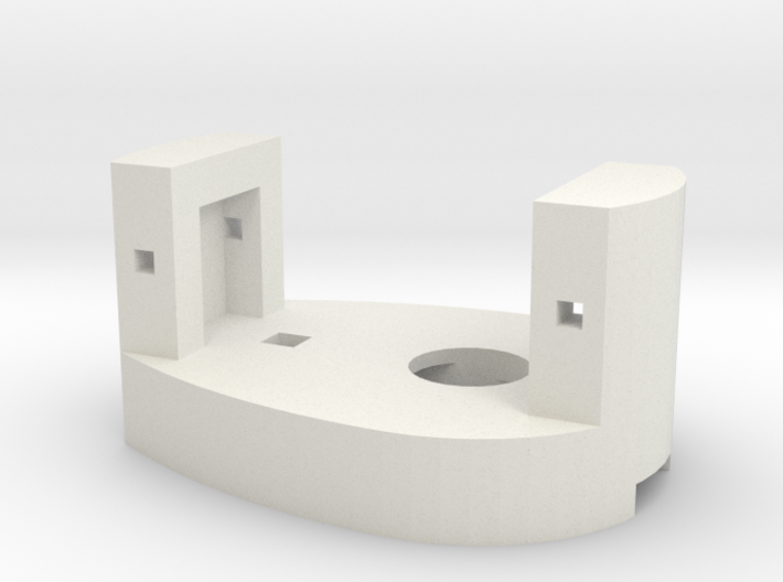 Servo-to-Servo Horn for TowerPro Micro Servo 3d printed