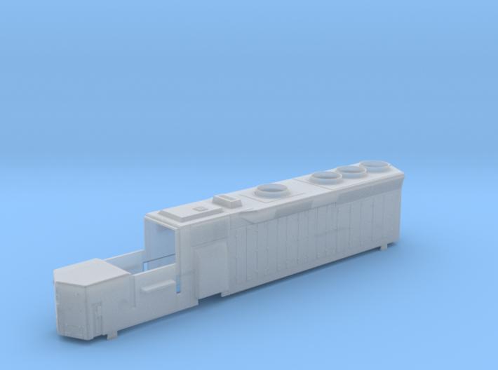 ICG 3075 GP40X (N) 3d printed