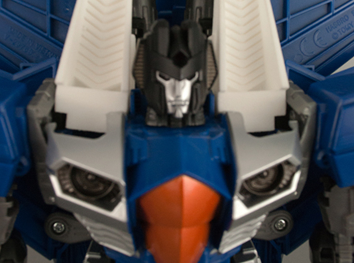 Transformers Leader Class Seeker Intakes Set 3d printed Price only includes 1 intake