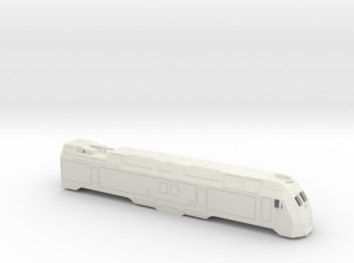 ALP-45DP Locomotive N Scale 3d printed