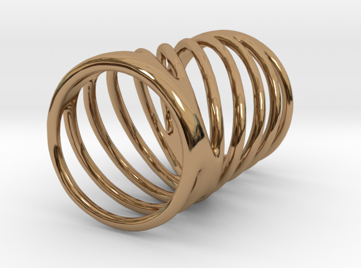 Ring of Rings No.7 3d printed