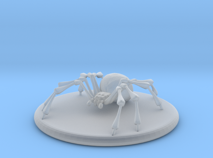 Small Spider 3d printed