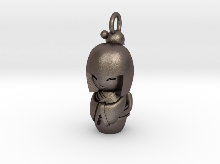 Japanese Doll 3d printed
