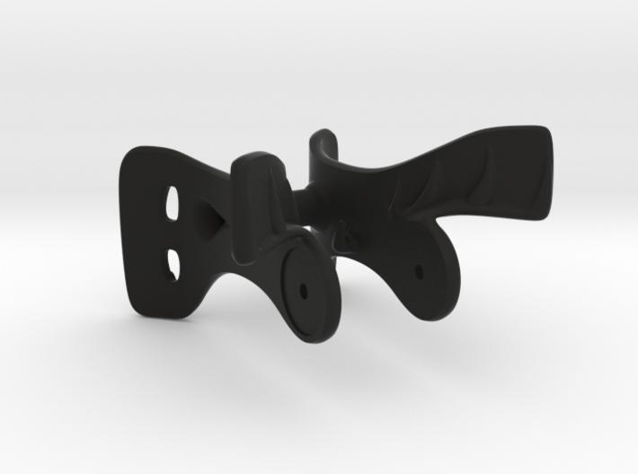 Segway i2 / x2 Knee Control 3d printed DIY Segway Knee Control