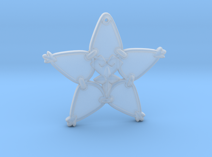 Wayfinder Miniature 3d printed