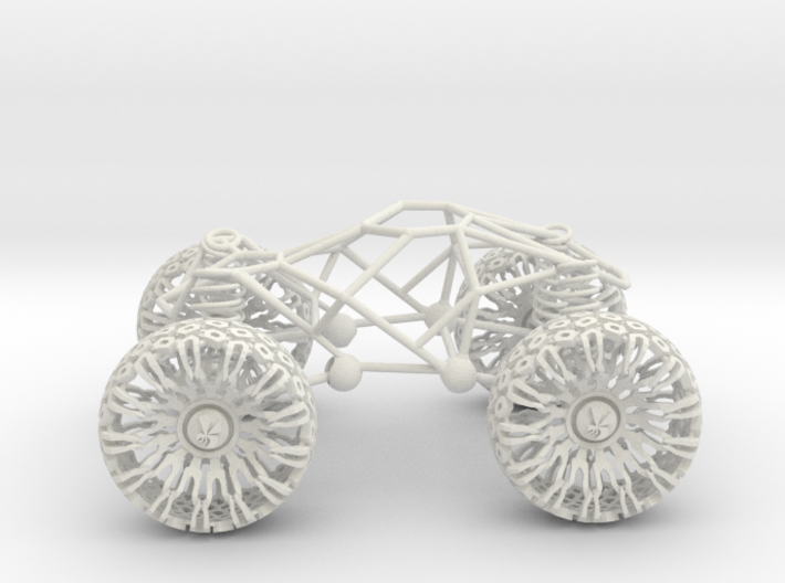 Rock Crawler 3d printed