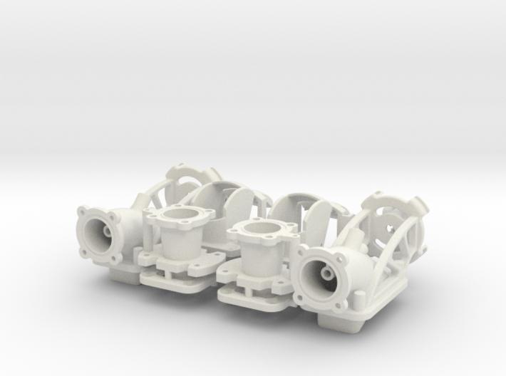 Water Jet Kit 1/18 Static set with impellars 3d printed