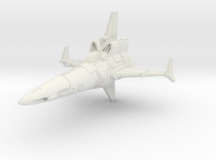 CSR-V12 Corsair 3d printed