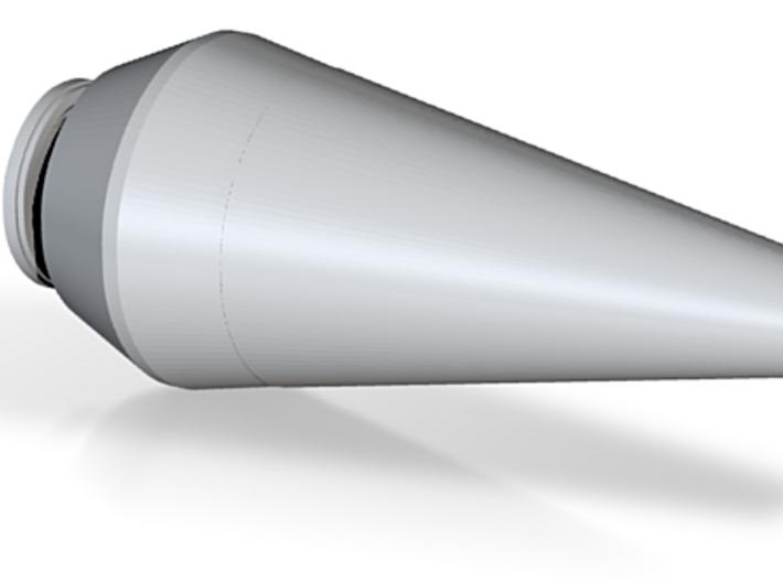 Thrombic Modulator (Part 1, Body) 3d printed
