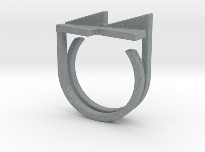 Adjustable ring. Basic set 7. 3d printed