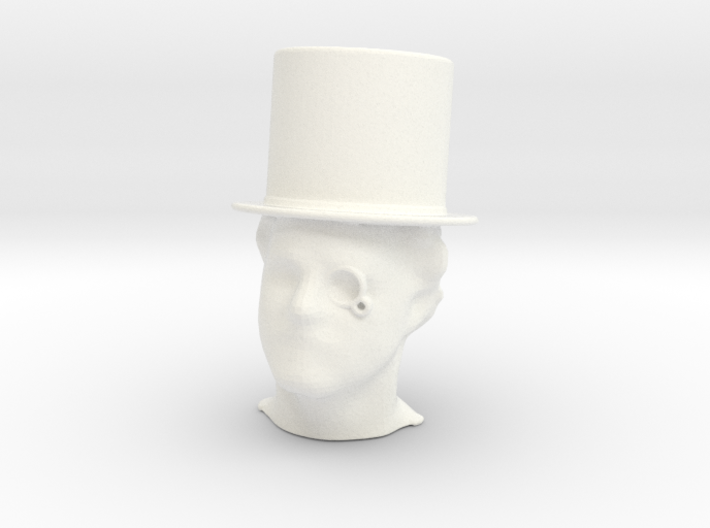 Mr. Fancy 3d printed