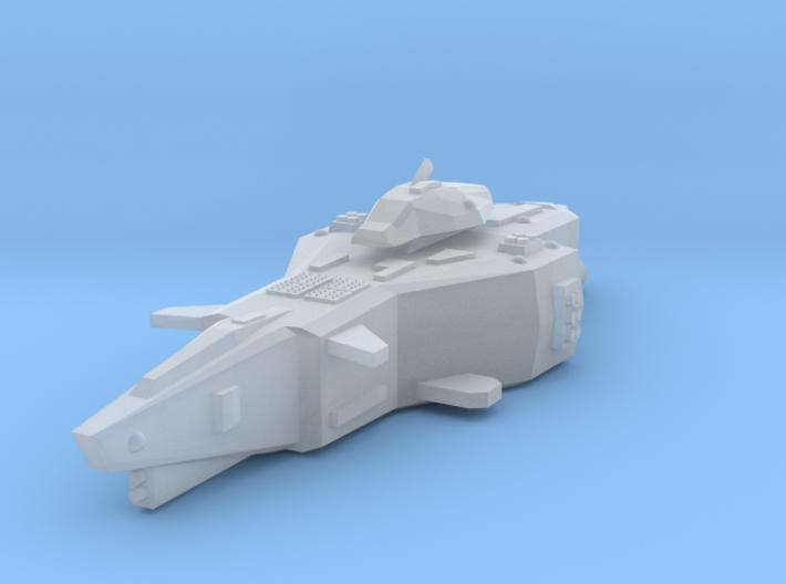 [Galaxia] Knight Errant (Standard Variant) 3d printed