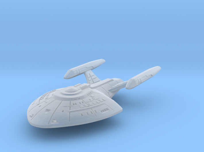SF Light Science Vessel Mk2 1:7000 3d printed