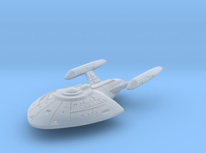 SF Light Science Vessel Mk2 1:5000 3d printed