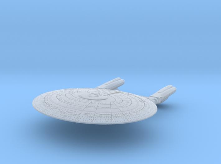 SF Exploration Cruiser Mk2 1:7000 3d printed