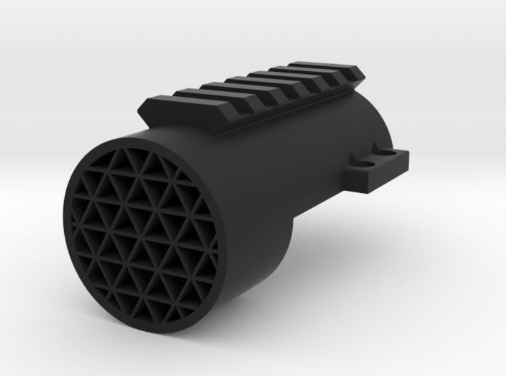 NC-S XRS: RIS Ring & KillFlash 3d printed