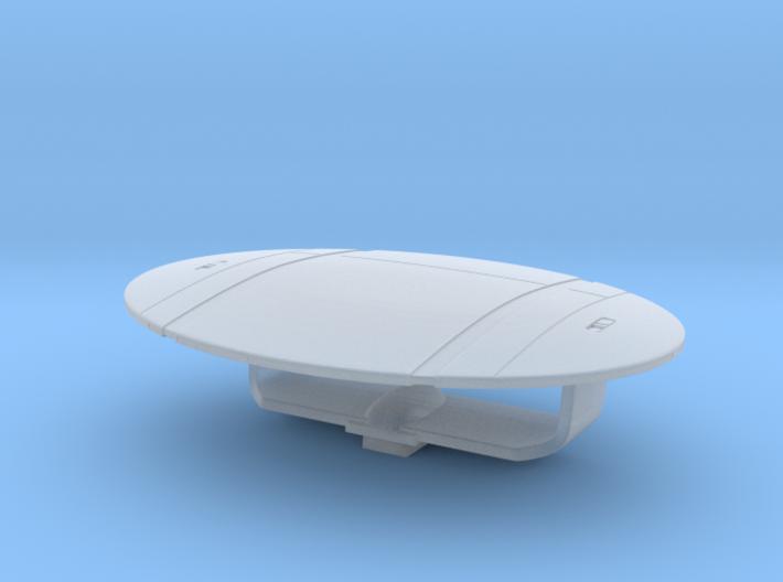 SF Sensor Pod 1:7000 3d printed