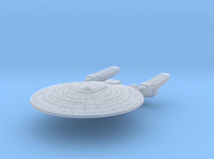 SF Diplomatic Cruiser 1:7000 3d printed