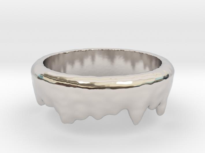 Ring Melting No.6 3d printed