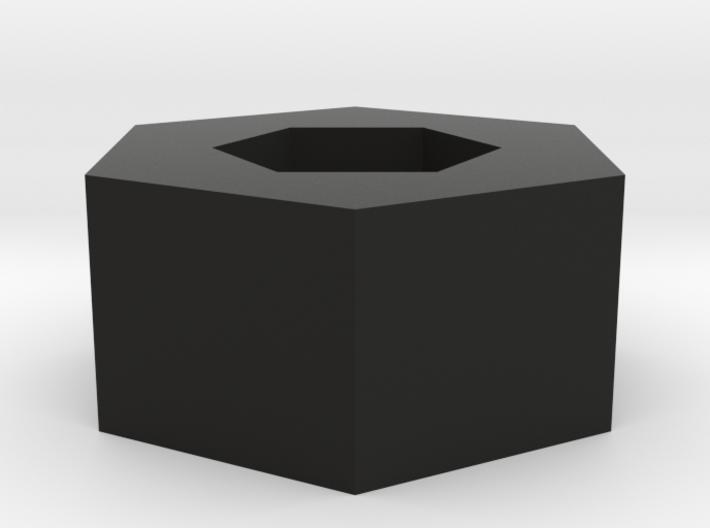 Pentagon Pendant 3d printed