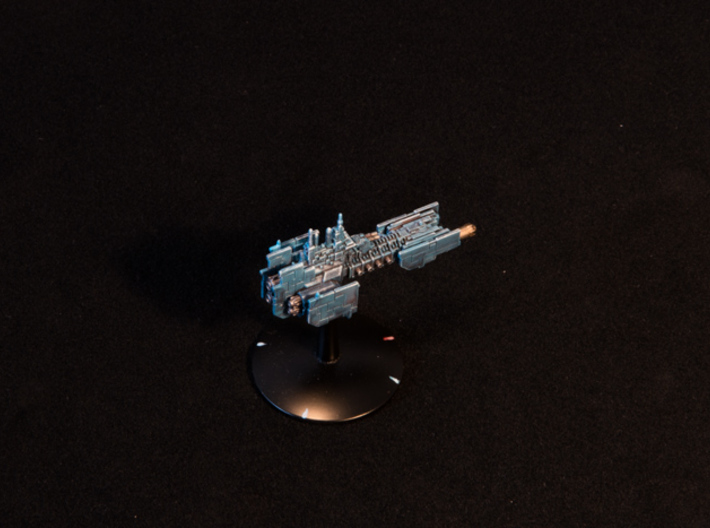 Legion - Bayonet Class Support Frigate (x4) 3d printed