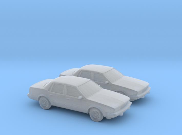 1/160 2X 1991-93 Buick Century 3d printed