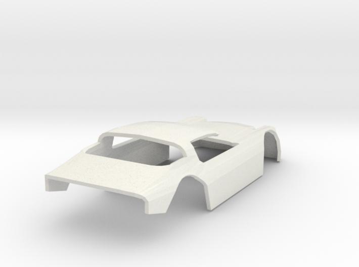 1 64 Camaro 3d printed