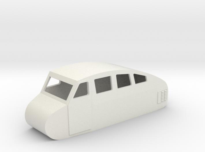 009/hon30 bus type railcar 51 3d printed