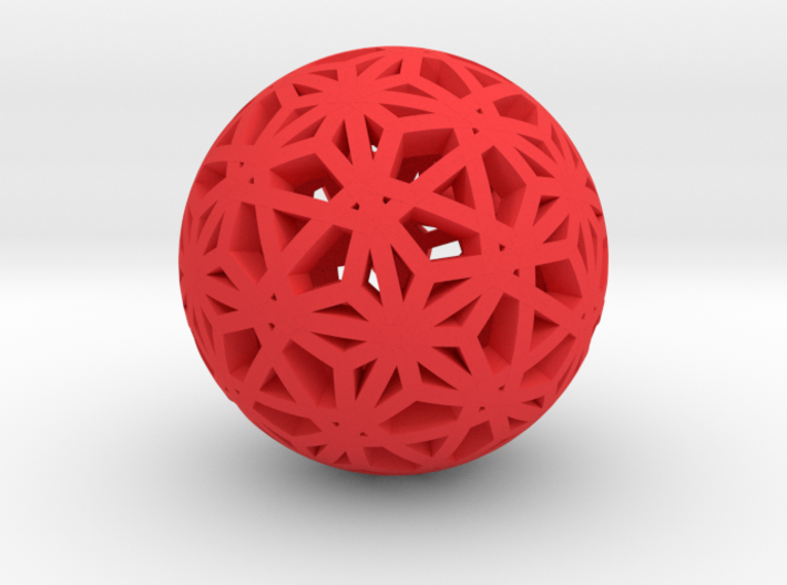 Christmas Ornament 1.05 3d printed