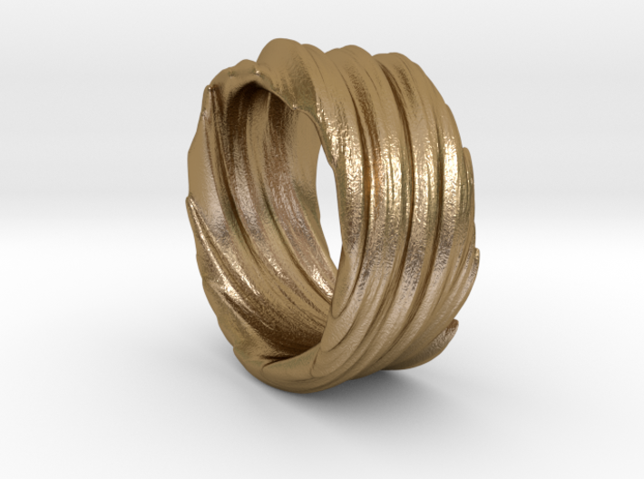 Twisted No.2 3d printed