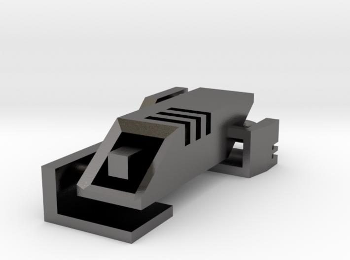 Ingress Portal Key 3d printed
