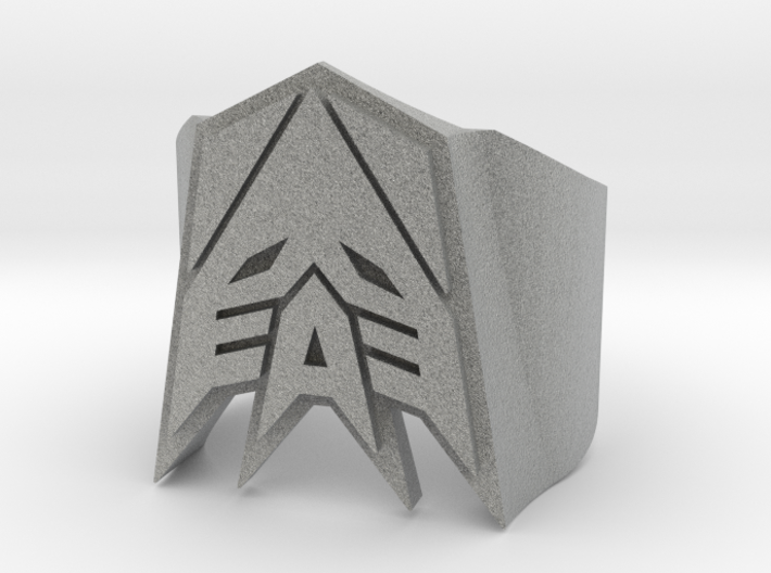 Decepticon-ring US Size#14 3d printed
