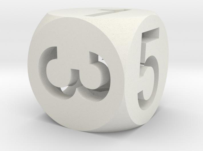 Dx - D6 3d printed