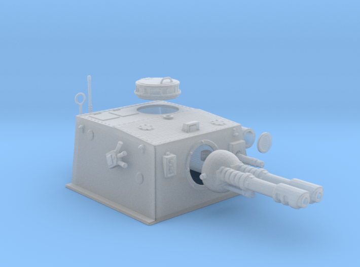 SPG Turret Laser Small --- Downloadable 3d printed