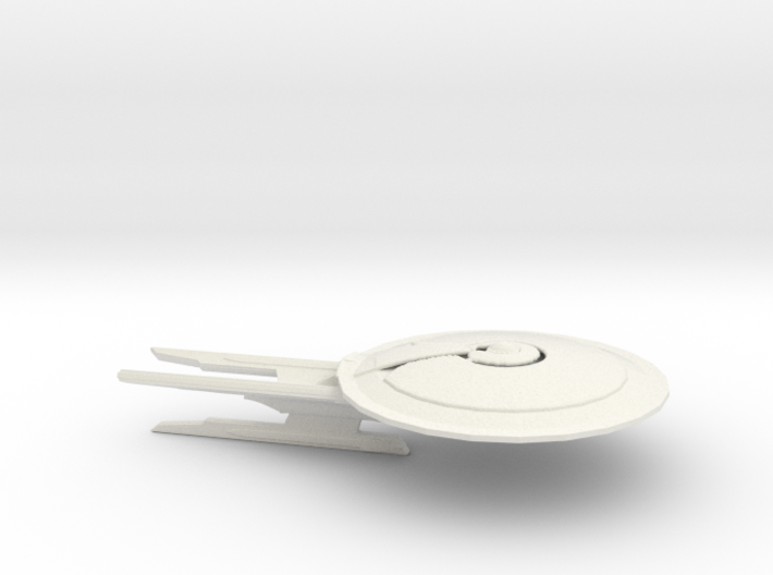 Uss Eclipse  3d printed