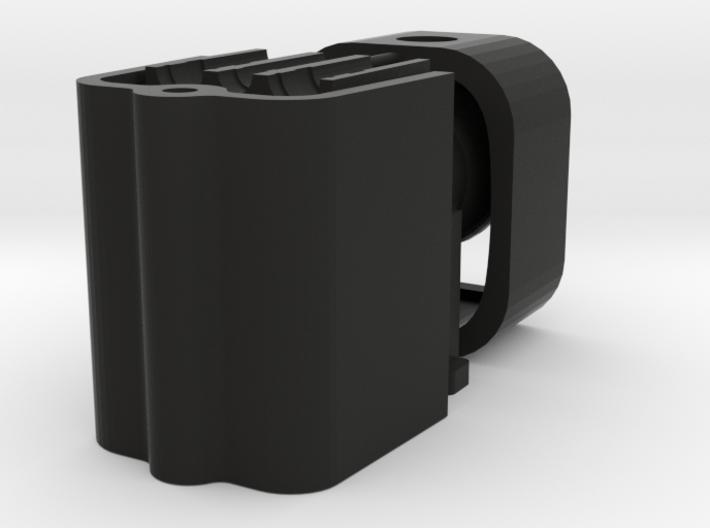Motorarmstecker Vierkant Koax 3d printed