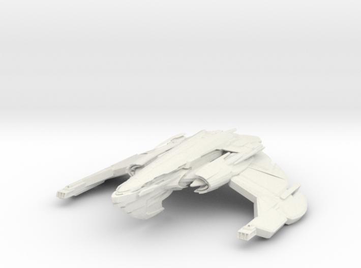 Hunter Class C Warbird 3d printed