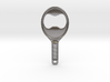 Wimbledon Key Ring Bottle Opener by Caxton Rhode  3d printed