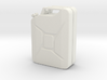Jerry Can scale 1:10 3d printed
