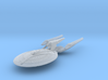 SF Temporal Research Vessel 1:7000 3d printed