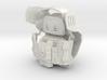 1:6 Sci-Fi Armor back & waist pieces SF  3d printed