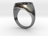 Misfit Ring Size 7 3d printed