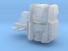 Great Thundering Truck Leader Head set 3d printed