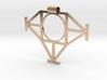 Geometric Pendant 3d printed
