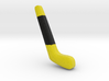 Countryballs Canada Hockey Stick 3d printed Hockey Canada Countryballs - Full Color Sandstone