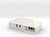 N Scale Australian House #1A 3d printed
