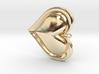 zelda heart 3d printed