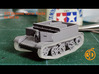 2 pairs of BrenCarrier Tracks for 1/72 scale IBG m 3d printed