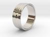 Ripple Ring No.2 3d printed