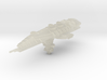 Narwhal Light Cruiser 3d printed
